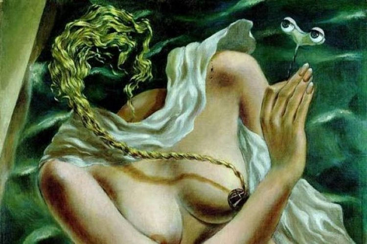 Voltage (1942). Dorothea Tanning