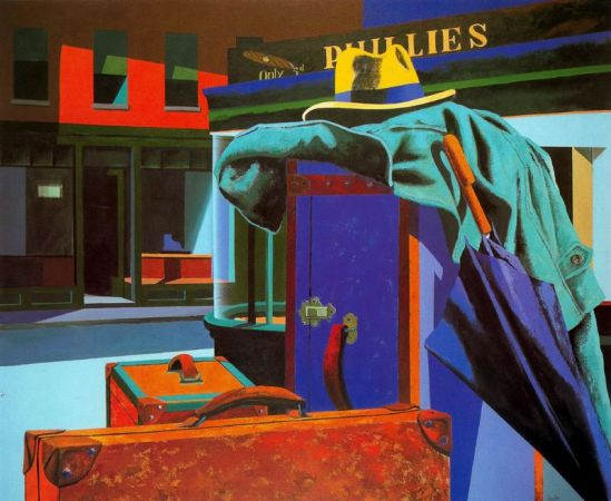 Nighthawks, homenaje a Edward Hopper 1990
