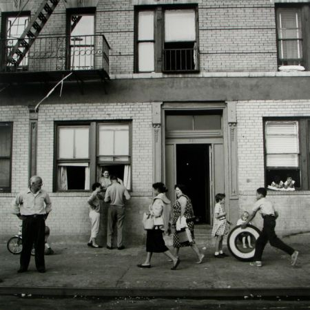 108th St. East Nueva York 1959